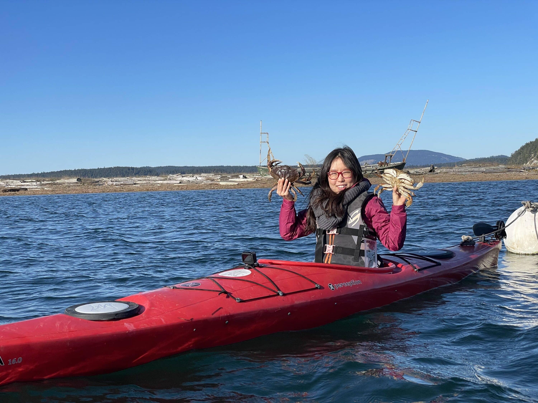 Edenwild, Inn, Kayak Rental, Crabbing, Lopez Island