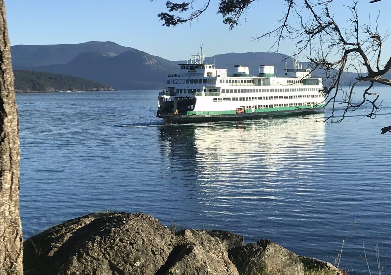 Lopez Island Inter-Island Ferry The Edenwild Inn